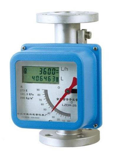 Flomax flow meter